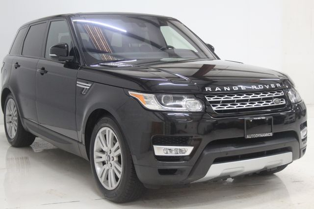 2016 Land Rover Range Rover Sport HSE Houston, Texas 3