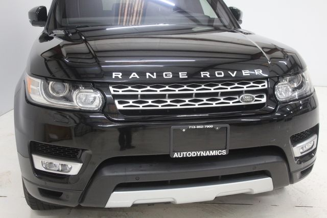 2016 Land Rover Range Rover Sport HSE Houston, Texas 4