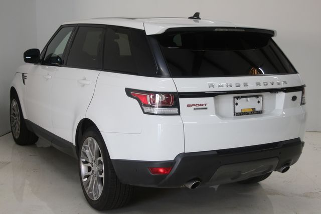 2016 Land Rover Range Rover Sport V8 Dynamic Houston, Texas 10