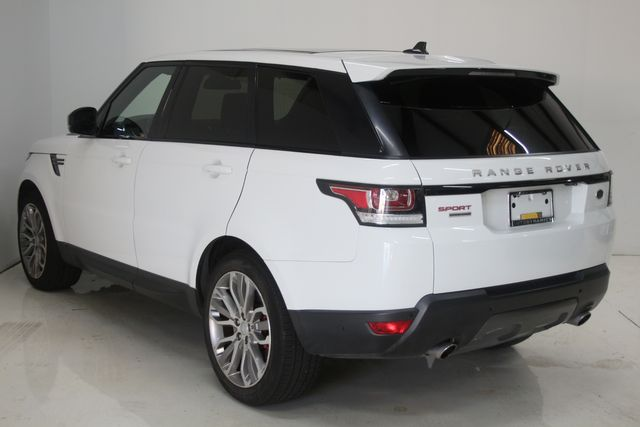 2016 Land Rover Range Rover Sport V8 Dynamic Houston, Texas 11