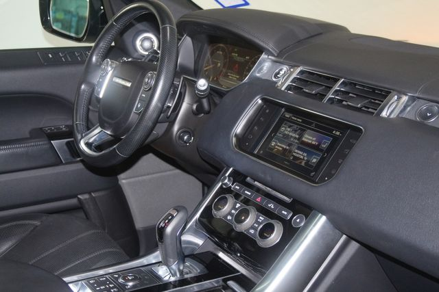 2016 Land Rover Range Rover Sport V8 Dynamic Houston, Texas 31