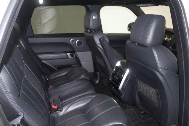 2016 Land Rover Range Rover Sport V8 Dynamic Houston, Texas 34
