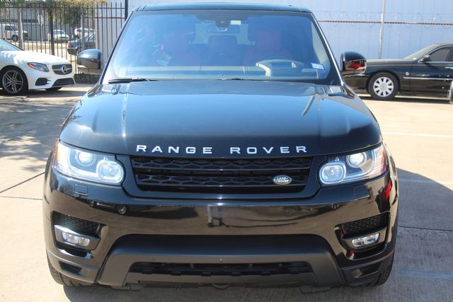 2016 Land Rover Range Rover Sport V8 Dynamic Houston, Texas 1