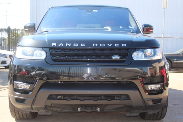 2016 Land Rover Range Rover Sport V8 Dynamic Houston, Texas 2