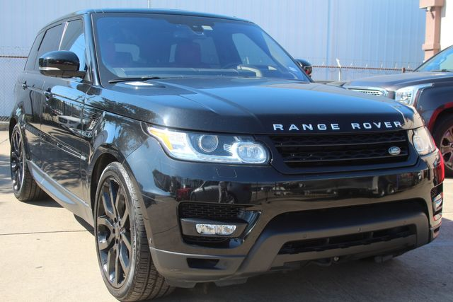 2016 Land Rover Range Rover Sport V8 Dynamic Houston, Texas 3