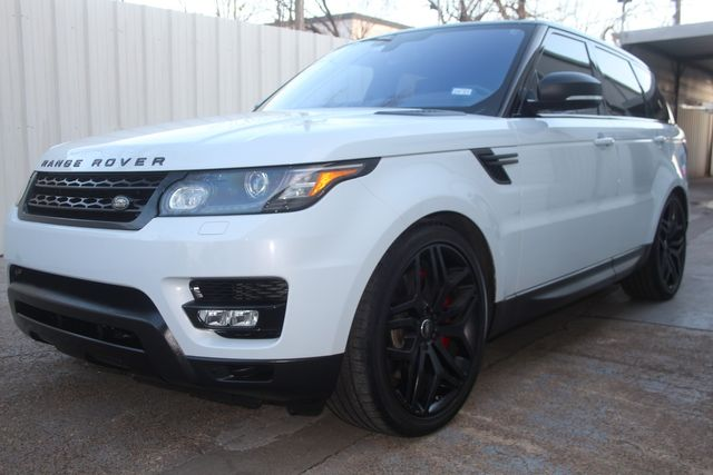 2016 Land Rover Range Rover Sport Supercharged V8 Sport Supercharged Houston, Texas 2