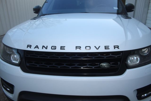 2016 Land Rover Range Rover Sport Supercharged V8 Sport Supercharged Houston, Texas 11
