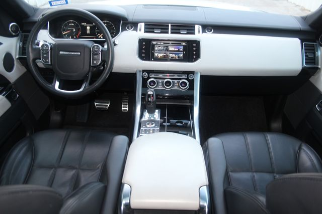 2016 Land Rover Range Rover Sport Supercharged V8 Sport Supercharged Houston, Texas 16