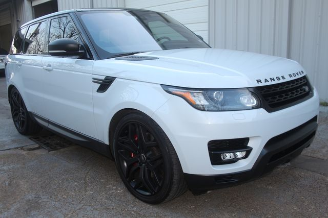 2016 Land Rover Range Rover Sport Supercharged V8 Sport Supercharged Houston, Texas 3