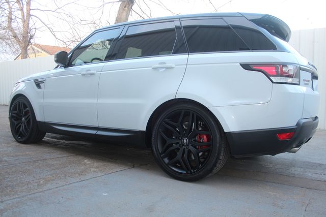 2016 Land Rover Range Rover Sport Supercharged V8 Sport Supercharged Houston, Texas 4