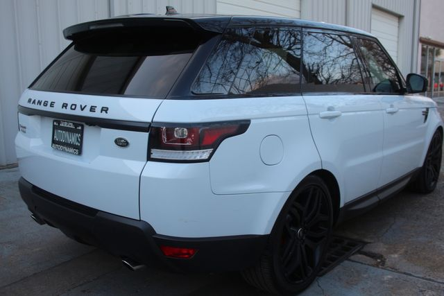 2016 Land Rover Range Rover Sport Supercharged V8 Sport Supercharged Houston, Texas 7