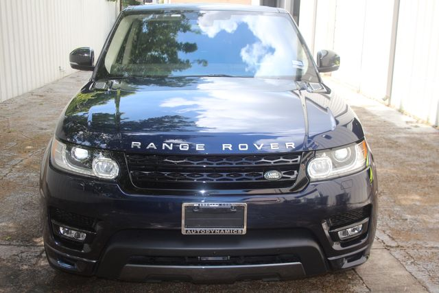 2016 Land Rover Range Rover Sport Autobiography Houston, Texas 1
