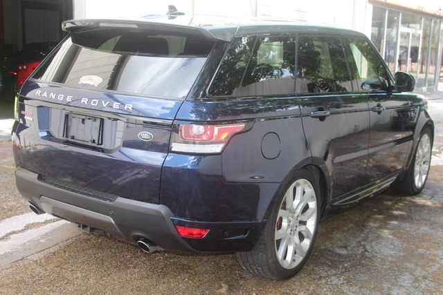 2016 Land Rover Range Rover Sport Autobiography Houston, Texas 13