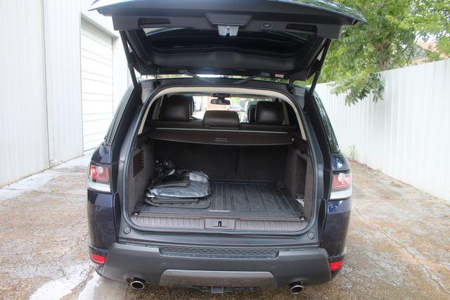2016 Land Rover Range Rover Sport Autobiography Houston, Texas 18