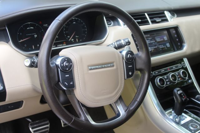2016 Land Rover Range Rover Sport Autobiography Houston, Texas 32