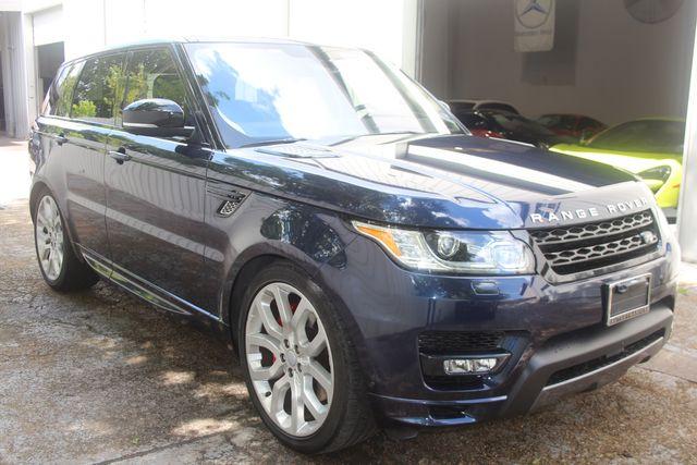 2016 Land Rover Range Rover Sport Autobiography Houston, Texas 3