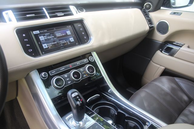 2016 Land Rover Range Rover Sport Autobiography Houston, Texas 34
