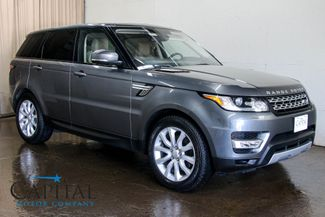 2016 Land Rover Range Rover Sport HSE 4x4 w/Navigation, Heated / in Eau Claire, Wisconsin