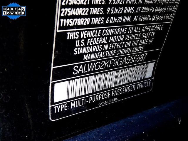 2016 Land Rover Range Rover Sport V6 Diesel SE Madison, NC 53