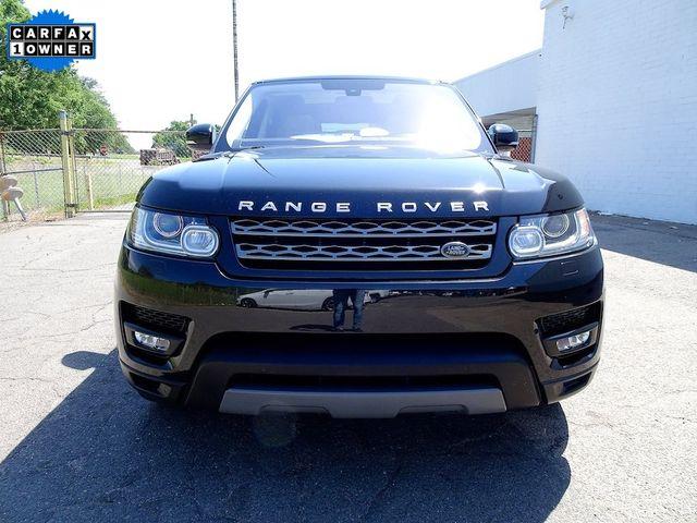 2016 Land Rover Range Rover Sport V6 Diesel SE Madison, NC 7