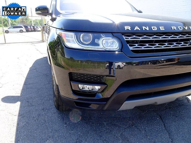 2016 Land Rover Range Rover Sport V6 Diesel SE Madison, NC 8