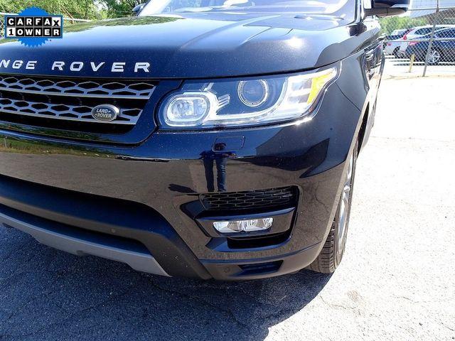 2016 Land Rover Range Rover Sport V6 Diesel SE Madison, NC 9