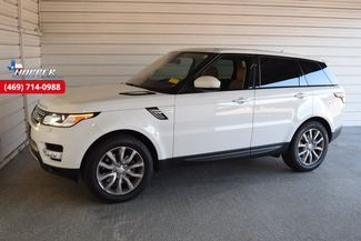 2016 Land Rover Range Rover Sport 3.0L V6 Supercharged HSE in McKinney Texas, 75070