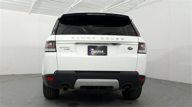 2016 Land Rover Range Rover Sport 3.0L V6 Supercharged HSE in McKinney, Texas 75070