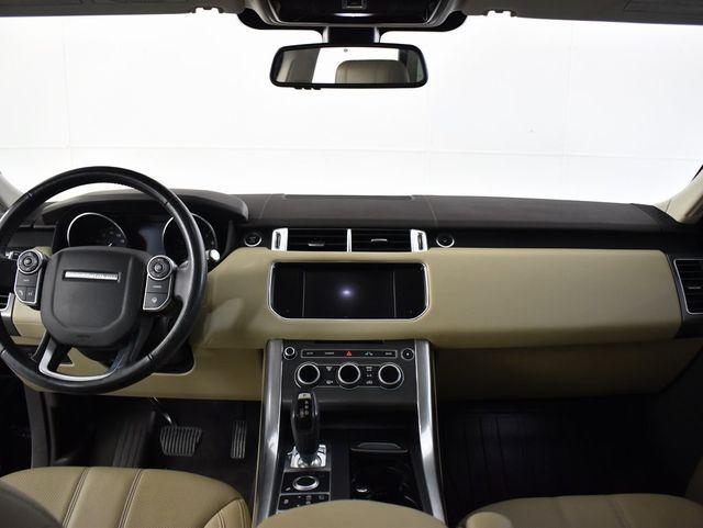 2016 Land Rover Range Rover Sport 3.0L V6 Supercharged SE in McKinney, Texas 75070