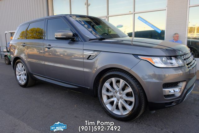 2016 Land Rover Range Rover Sport V6 HSE w/3rd row seat