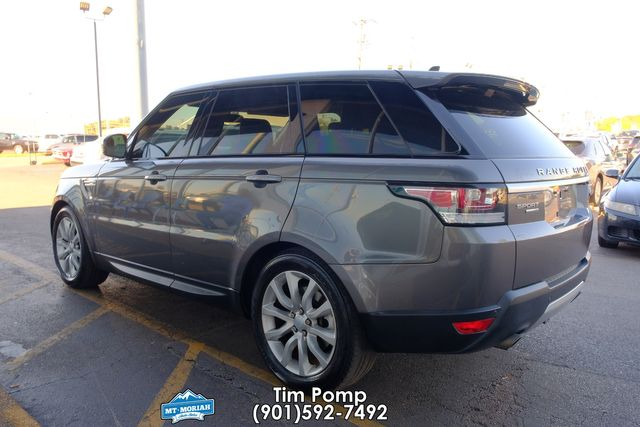 2016 Land Rover Range Rover Sport V6 HSE w/3rd row seat in Memphis, Tennessee 38115