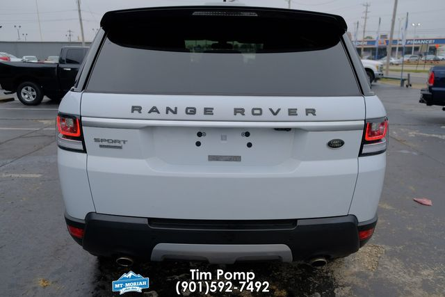 2016 Land Rover Range Rover Sport V8 Dynamic BLACK ROOF PACKAGE in Memphis, Tennessee 38115