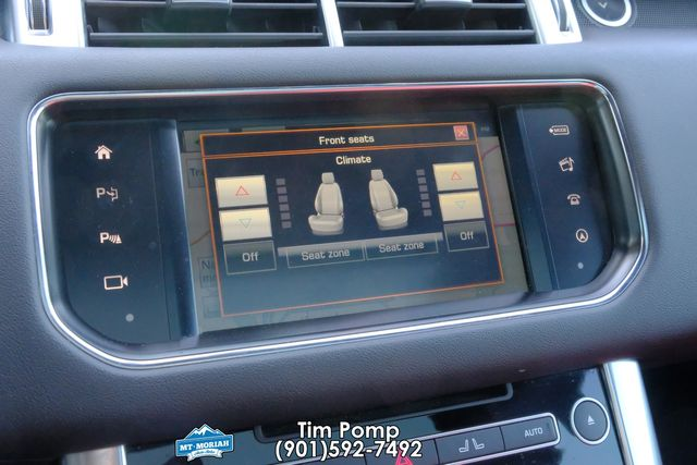 2016 Land Rover Range Rover Sport V8 Dynamic HEADS UP DISPLAY in Memphis, Tennessee 38115