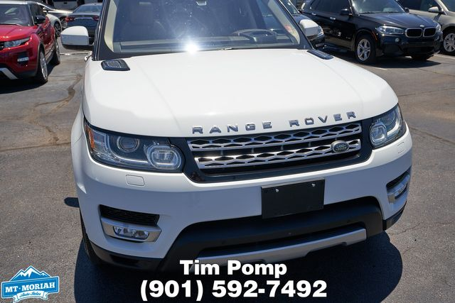 2016 Land Rover Range Rover Sport V6 HSE HEADS UP DISPLAY PANO ROOF in Memphis, Tennessee 38115