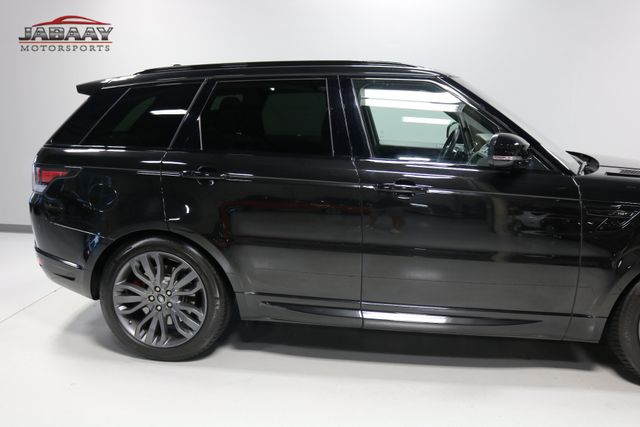 2016 Land Rover Range Rover Sport V6 HST Limited Edition Merrillville, Indiana 40
