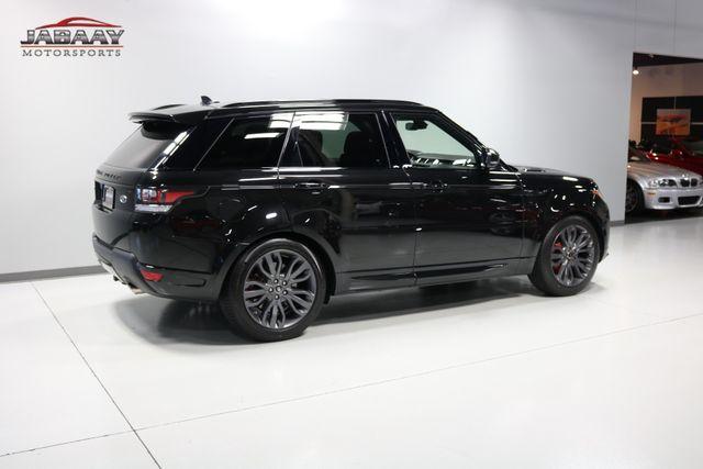 2016 Land Rover Range Rover Sport V6 HST Limited Edition Merrillville, Indiana 42