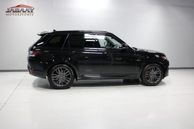 2016 Land Rover Range Rover Sport V6 HST Limited Edition Merrillville, Indiana 43