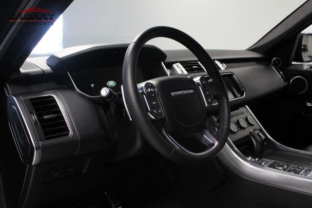 2016 Land Rover Range Rover Sport V6 HST Limited Edition Merrillville, Indiana 9