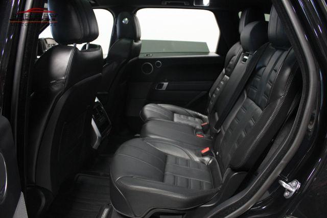 2016 Land Rover Range Rover Sport V6 HST Limited Edition Merrillville, Indiana 12