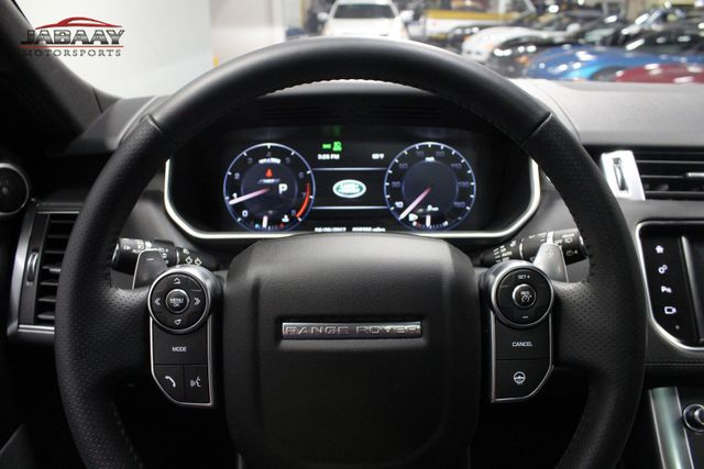 2016 Land Rover Range Rover Sport V6 HST Limited Edition Merrillville, Indiana 17