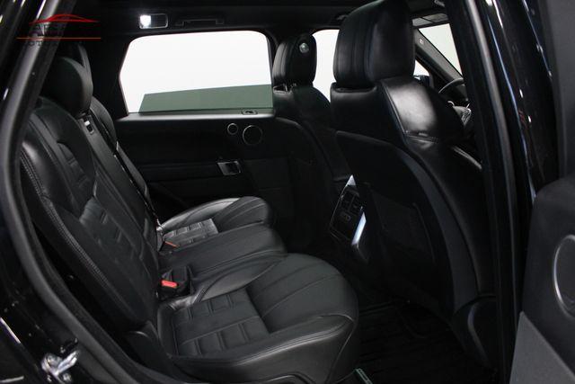 2016 Land Rover Range Rover Sport V6 HST Limited Edition Merrillville, Indiana 13