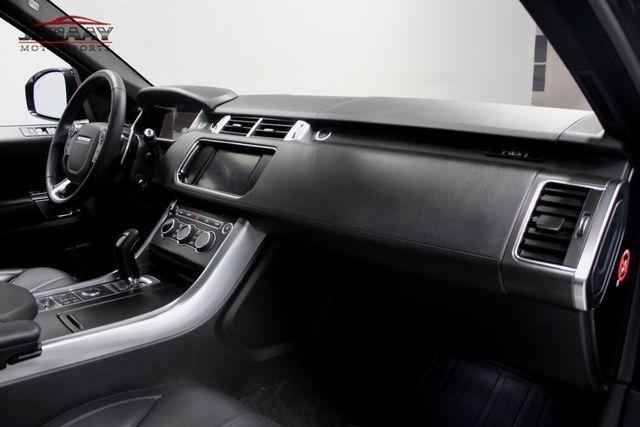 2016 Land Rover Range Rover Sport V6 HST Limited Edition Merrillville, Indiana 16