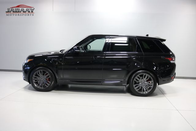 2016 Land Rover Range Rover Sport V6 HSE HST Limited Merrillville, Indiana 36