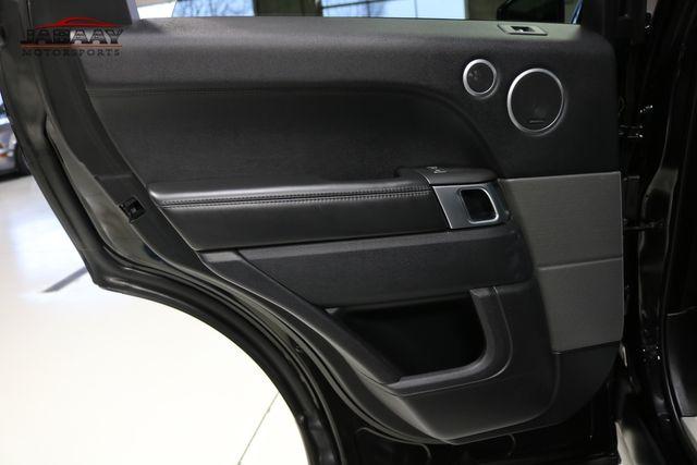2016 Land Rover Range Rover Sport V6 HSE HST Limited Merrillville, Indiana 26