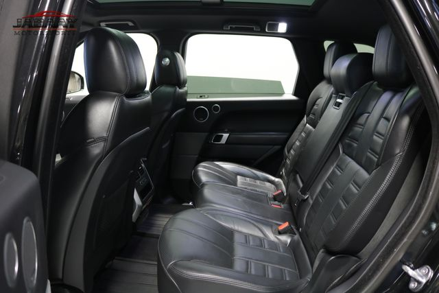 2016 Land Rover Range Rover Sport V6 HSE HST Limited Merrillville, Indiana 12