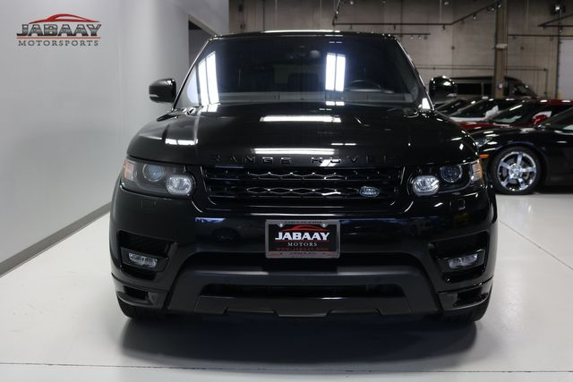 2016 Land Rover Range Rover Sport V6 HSE HST Limited Merrillville, Indiana 7