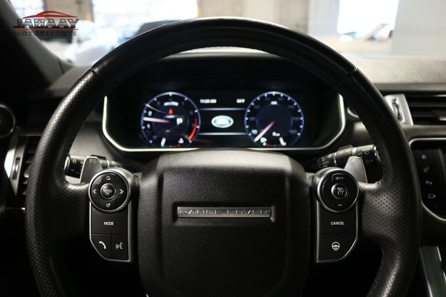 2016 Land Rover Range Rover Sport V6 HSE HST Limited Merrillville, Indiana 17