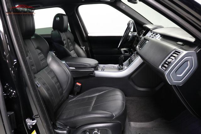 2016 Land Rover Range Rover Sport V6 HSE HST Limited Merrillville, Indiana 15