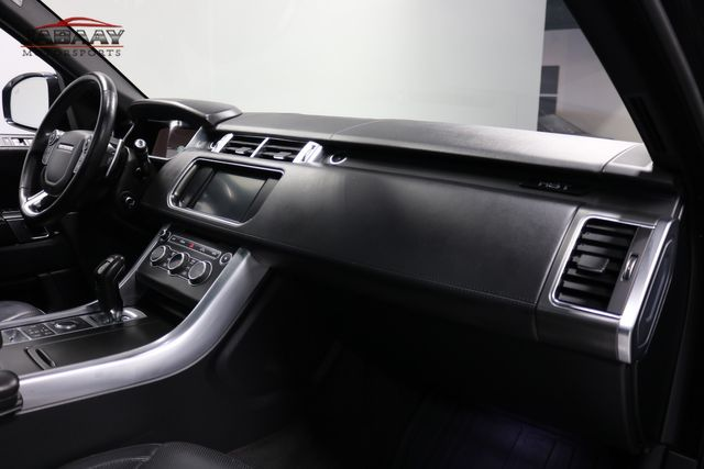 2016 Land Rover Range Rover Sport V6 HSE HST Limited Merrillville, Indiana 16
