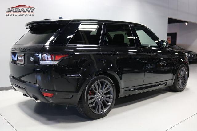 2016 Land Rover Range Rover Sport V6 HSE HST Limited Merrillville, Indiana 4